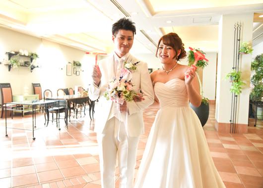 ゲストとつくる結婚式